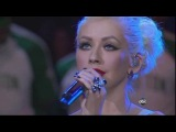 Christina Aguilera - National Anthem (NBA Finals Game 7 of Celtics vs Lakers 2010)